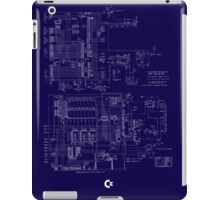 commodore 64 schematics iPad Case/Skin