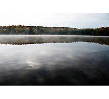 Adirondacks in the fall Photographic Print
