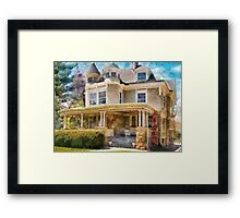 House - Summer House II Framed Print