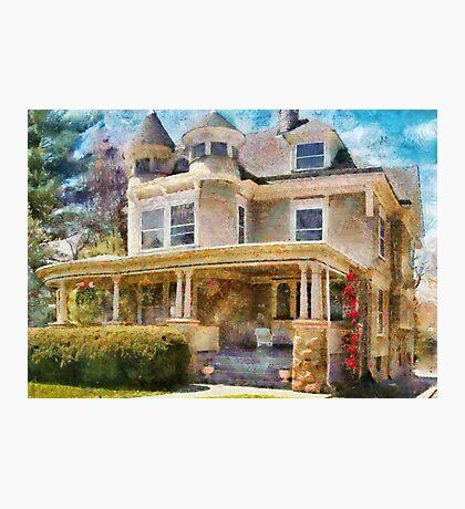 House - Summer House II Photographic Print