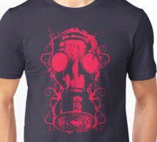 Bubblegum Gasmask Unisex T-Shirt