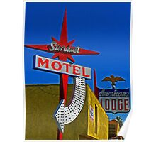 Stardust Motel III Poster