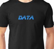 I Love Data - Coding T-Shirt Unisex T-Shirt