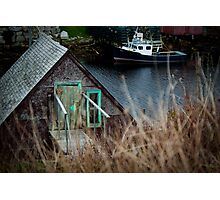Herring Cove, Nova Scotia Photographic Print