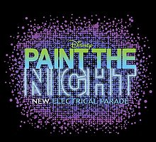 Disney's Paint the Night Parade - The New Electrical Parade by jaytasmic