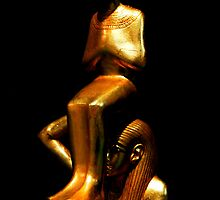 King Tutankhamun and ancient Egypt treasures by Tom-Sky