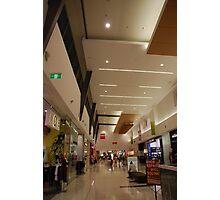 Escape the retail therapy trap Photographic Print