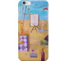 Mr Pablo Picasso iPhone Case/Skin