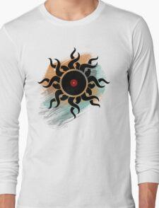 Love Vinyl Records - Music Art Prints with Grunge Texture - T-Shirt and Stickers T-Shirt