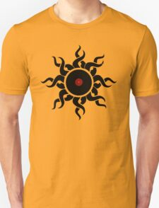 Retro Vinyl Records - Vinyl Sunrise - Modern Cool Vector Music T-Shirt DJ Design T-Shirt