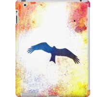 """Faith is the bird that feels the light when the dawn is still dark."" iPad Case/Skin"