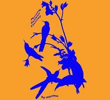 purple tailed comet Unisex T-Shirt