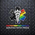 Serving with Pride by Derrick Burgess