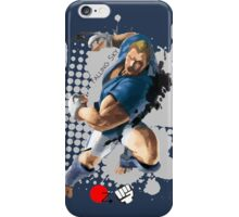 Falling Sky iPhone Case/Skin