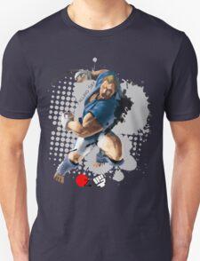 Falling Sky Unisex T-Shirt
