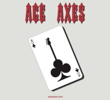 Ace Axes - Bass of Clubs by aceaxes