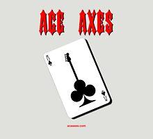Ace Axes - Bass of Clubs Unisex T-Shirt