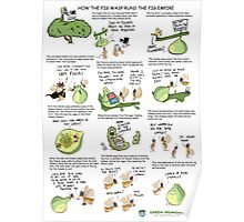 How the fig wasp runs the fig empire Poster