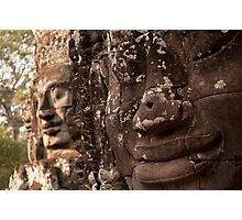 The Bayon 4 - Siem Reap Photographic Print