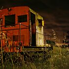 Yarra Glen Station by Heath Morrison