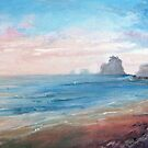 Gibsons Beach Sunset, Port Campbell by Diko