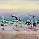 Pelican's Dance by Diko