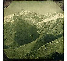 One of Ansel's Mountains Photographic Print