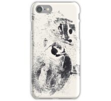 Typographical Grenades #3 - Monotype iPhone Case/Skin