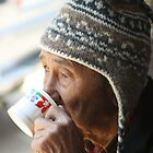 that morning cuppa of pure darjeeling tea.... by creatiwitty
