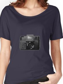 Holga plastic camera 120 Women's Relaxed Fit T-Shirt
