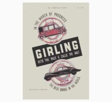 'Girling-the best brakes in the world!' Advert T-Shirt