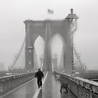 brooklyn jogger by JamesRoberts