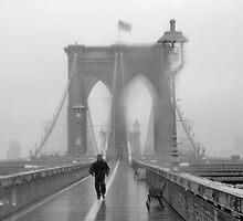brooklyn jogger by JamesRoberts