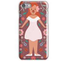 Roxanne iPhone Case/Skin