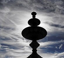 Fountain in the sky by Kayleigh Walmsley