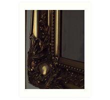 Mirror mirror on the wall ... Art Print