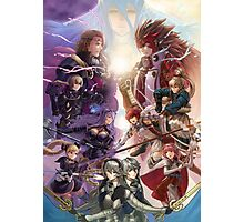 Fire Emblem if / Fates - Hoshido and Nohr Photographic Print