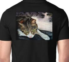 Night, Our Cat Unisex T-Shirt
