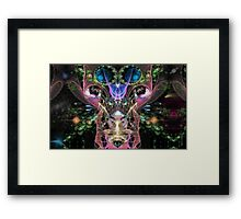 Indifference (Art, Poetry & Music) Framed Print