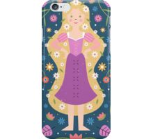 Rapunzel iPhone Case/Skin