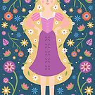 Rapunzel by CarlyWatts