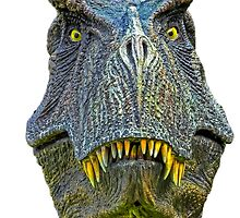 Tyrannosaurus rex by Dave  Knowles