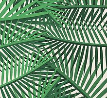 Banana Leaves by larrypopart