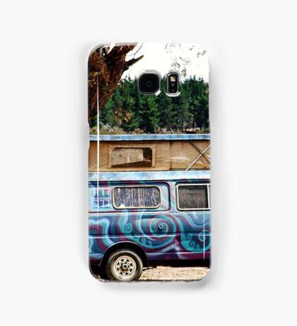 psychedelic journey Samsung Galaxy Case/Skin