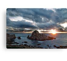 Sugarloaf Rock, Western Australia Canvas Print