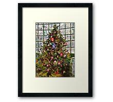 Christmas - An American Christmas Framed Print