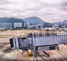 Hong Kong Airport by riverboy