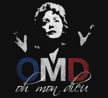 Oh Mon Dieu by pixelpoetry
