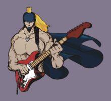 Guitar Hero by idandesign