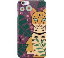 Ocelot Cub iPhone Case/Skin
